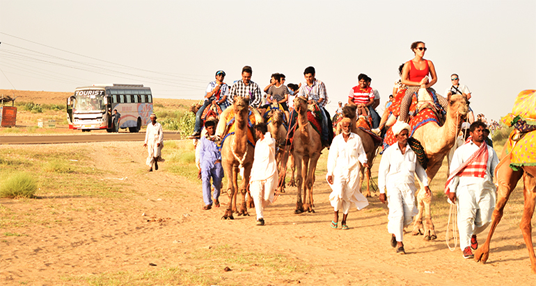 Camp in Jaisalmer, best jaisalmer tour package