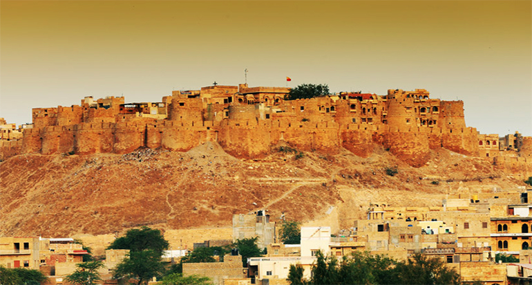 best safari in jaisalmer, Luxury tent in Jaisalmer