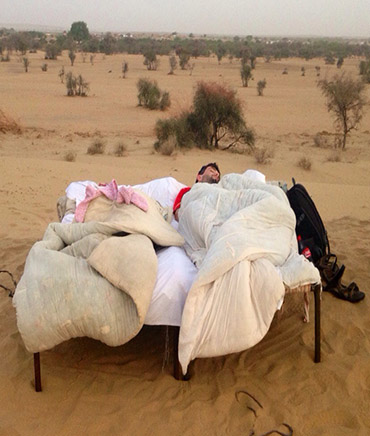 Luxury desert camp, under the sky, best jaisalmer tour package